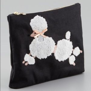 Charlotte Olympia Poodle Pouch